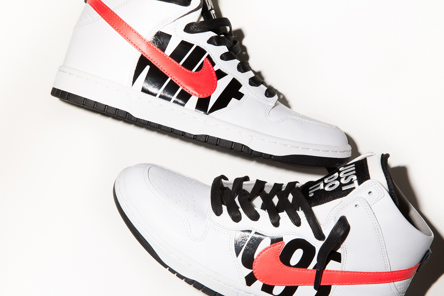 Sneaker Watch: UNDEFEATED x NikeLab Dunk Lux