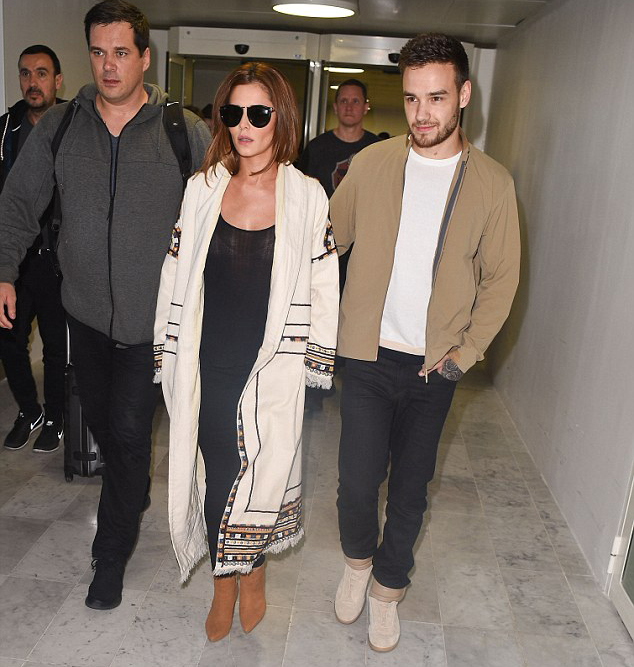 Spotted: Liam Payne in Maison Margiela Future Sneakers