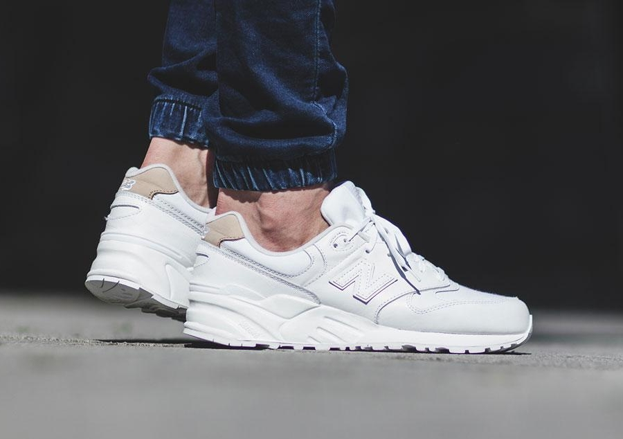 New Balance Launches All White ML 999 FB