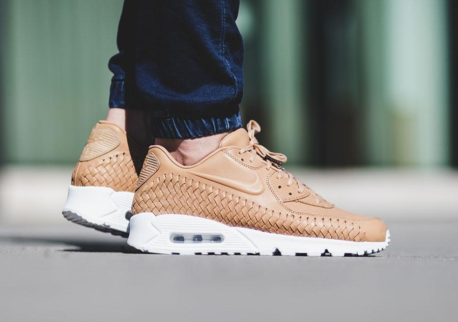 Sneaker Watch: Nike Air Max 90 Woven Pack