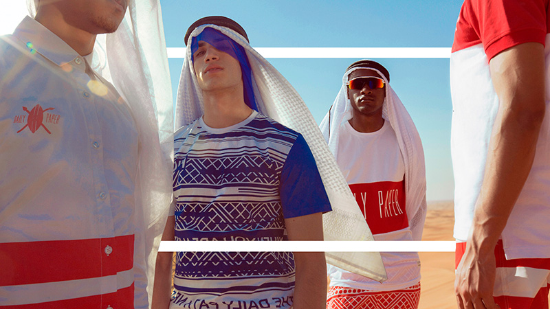 Daily Paper: the Middle East Spring/Summer 2016 Editorial