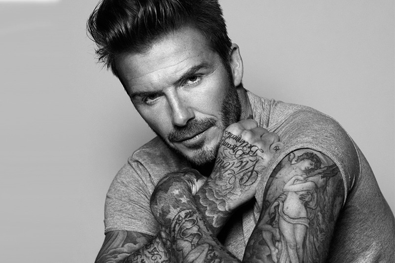 David Beckham x Biotherm Homme Skincare
