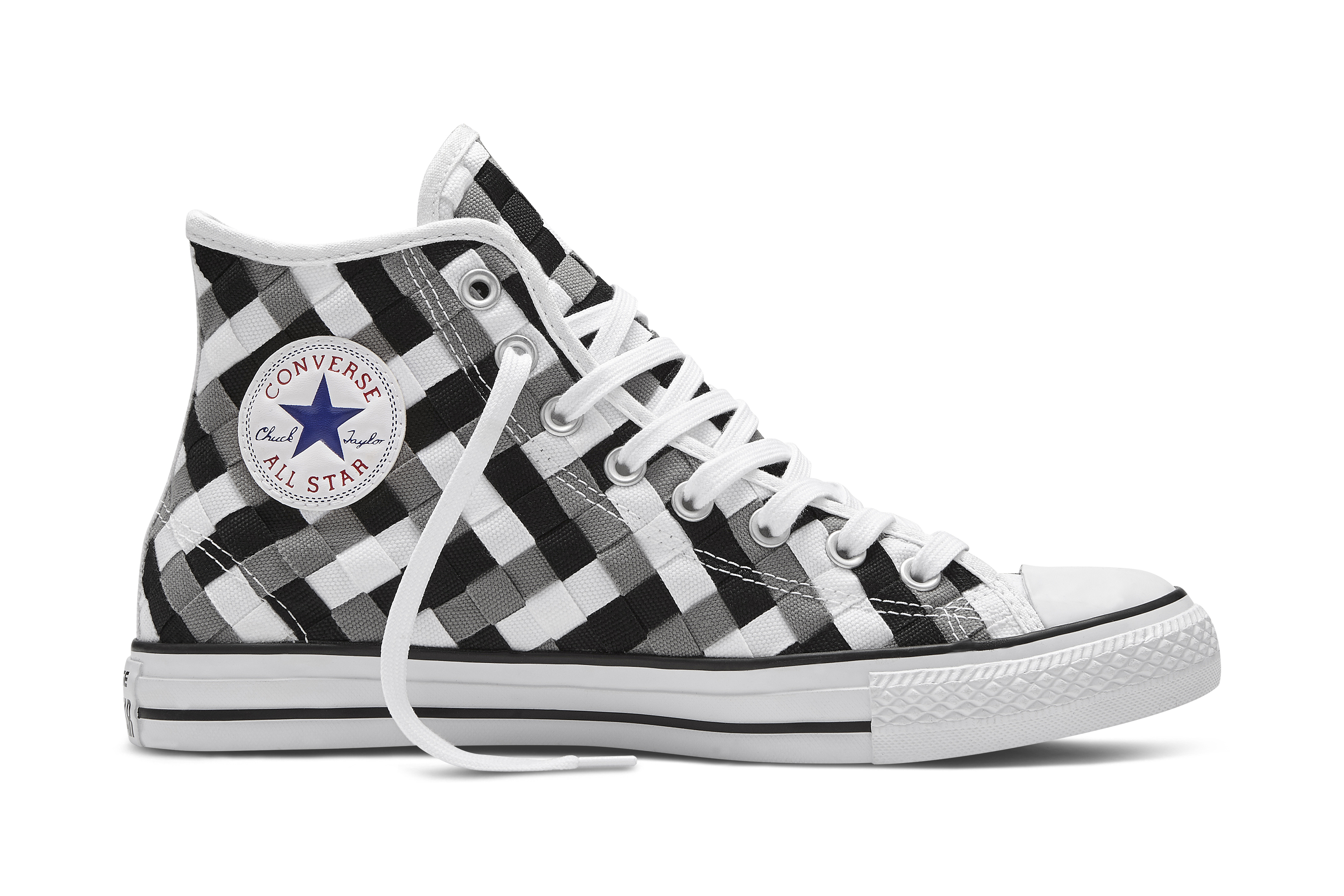 Converse Introduce The Woven Collection