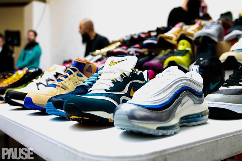 Crepe City Sneaker Festival Event Recap