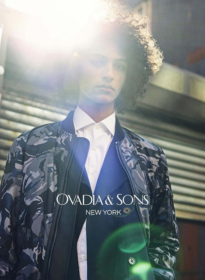 Ovadia & Sons Spring/Summer 2016 Campaign