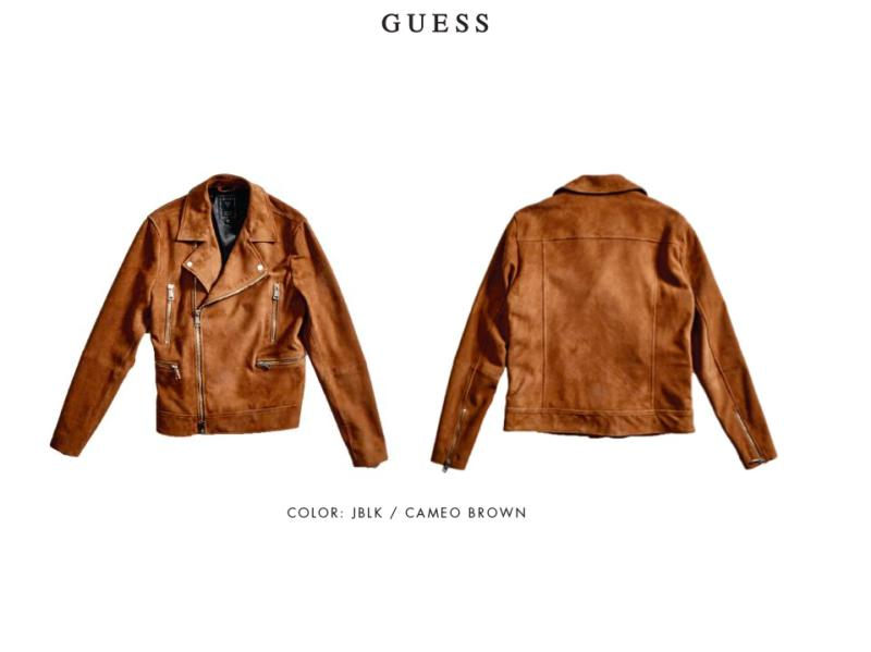Guess Goes Gender Neutral