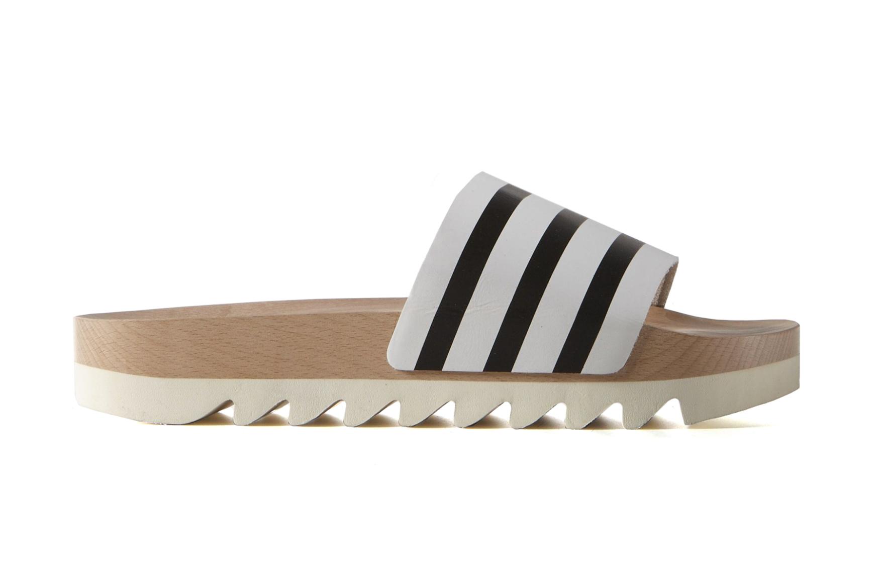 PAUSE Loves: adidas Adilette Wood Slides