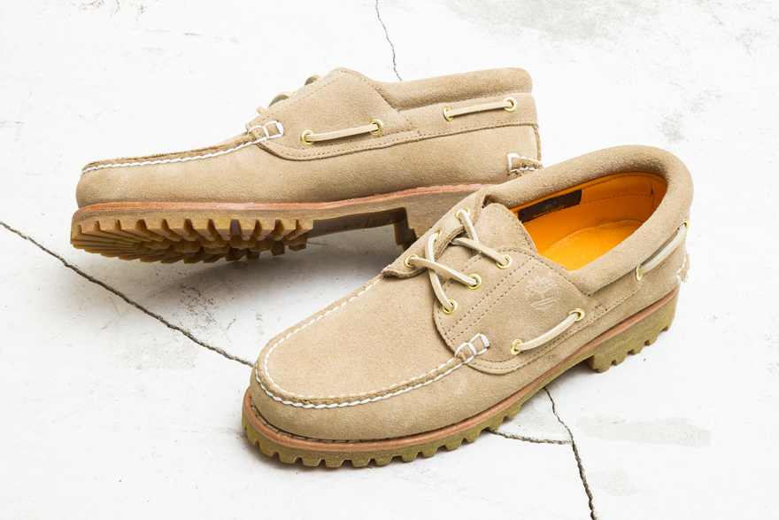 BEAUTY & YOUTH x Timberland 3-Eye Premium Boat Shoe