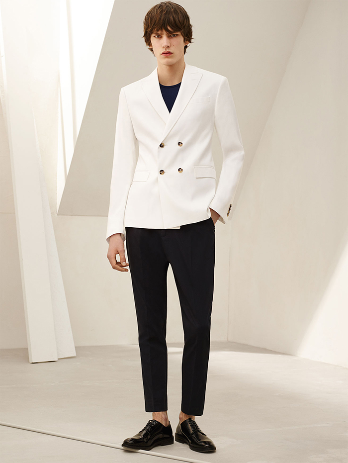 Zara Spring/Summer 2016 Tailoring Collection