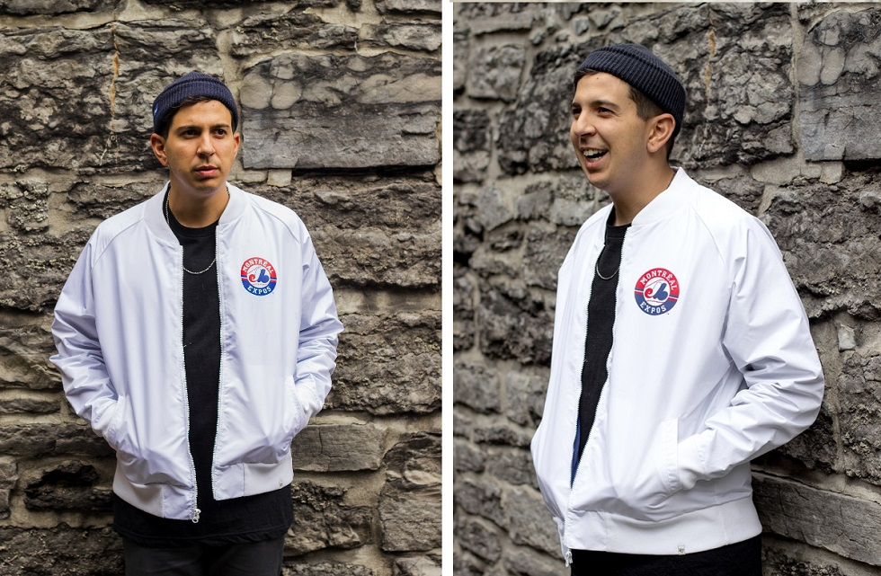 Off The Hook & '47 Collaborate On Expos Varsity Jacket