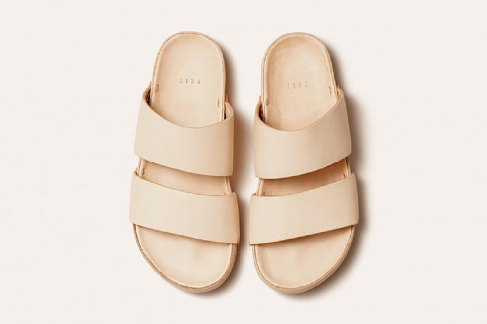 FEIT Updates Its Hand-Molded Sandal for Summer 2016