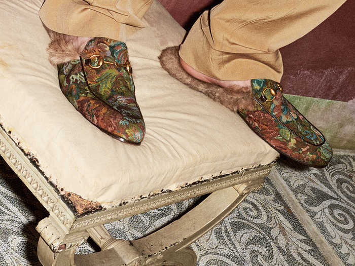 Gucci Pre-Fall 2016 Footwear Collection