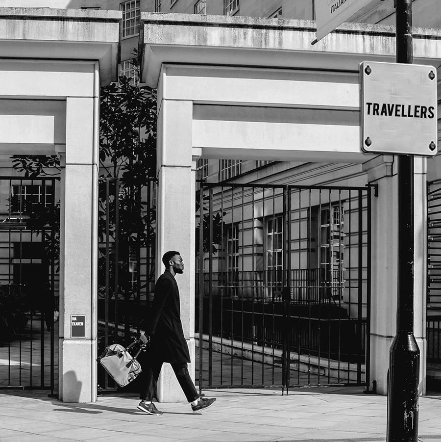 PAUSE Premiere: Travellers by Nia Ekanem