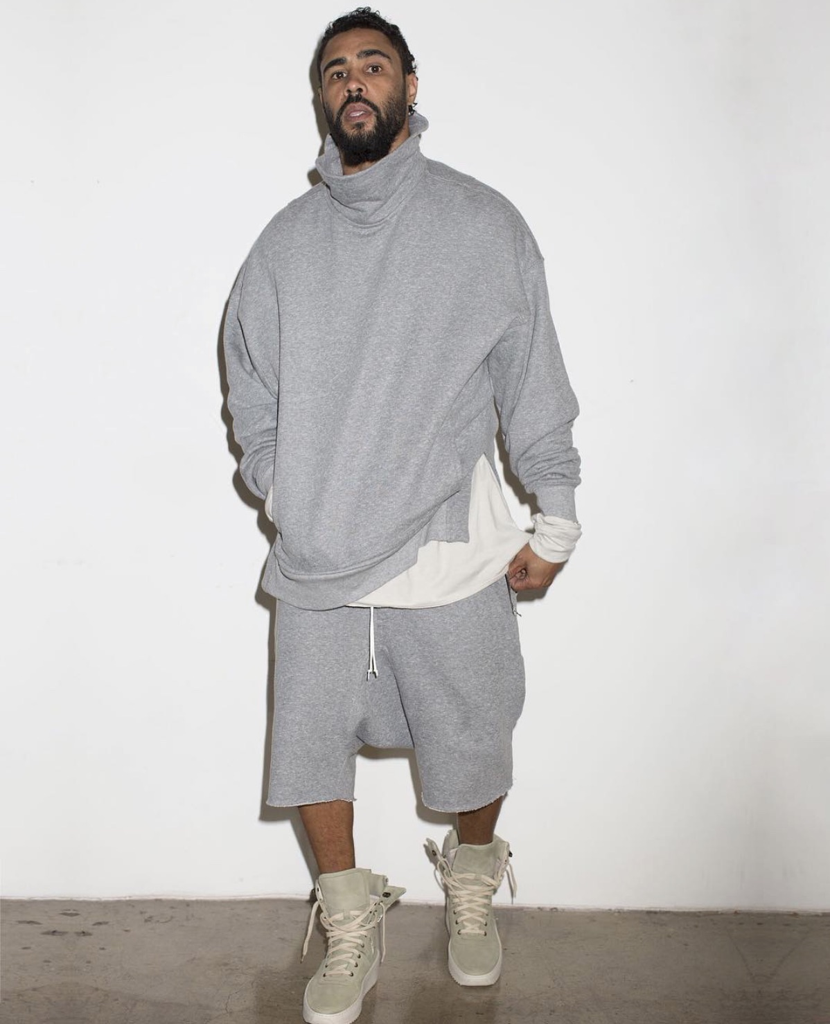 Jerry Lorenzo shows off new Fear of God colour on Instagram