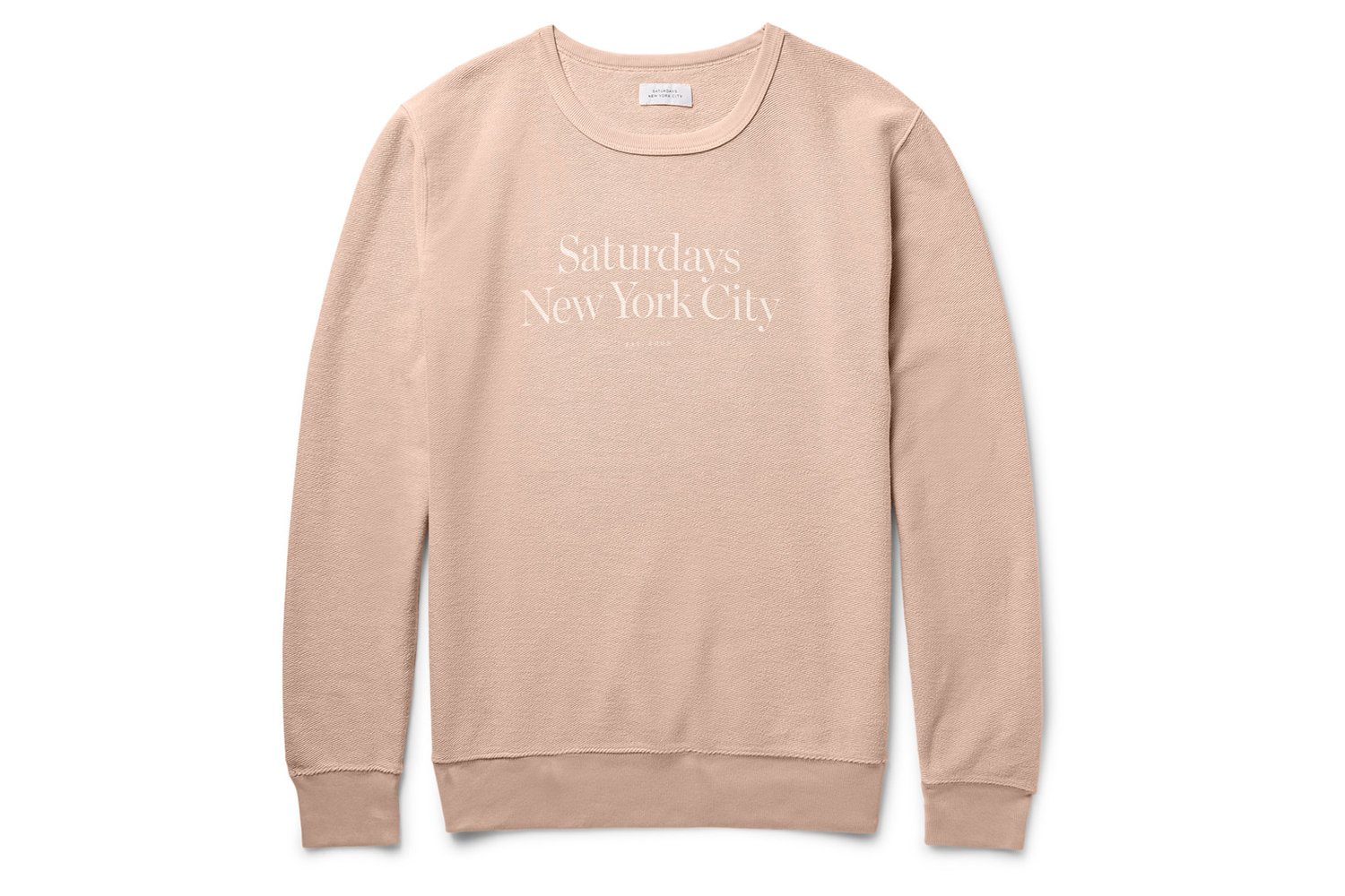 MR PORTER x Saturdays NYC Capsule Collection