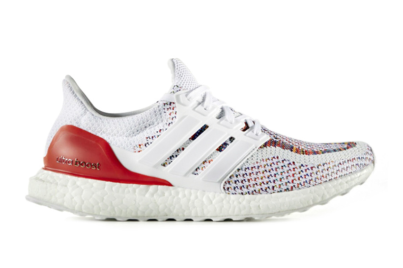 adidas Multicolor Ultra Boost Is The Perfect Summer Sneaker