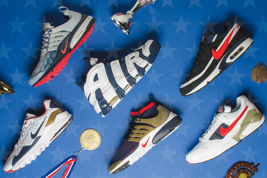 "Nike Sportswear Reveals ""Rio Olympics"" Collection"