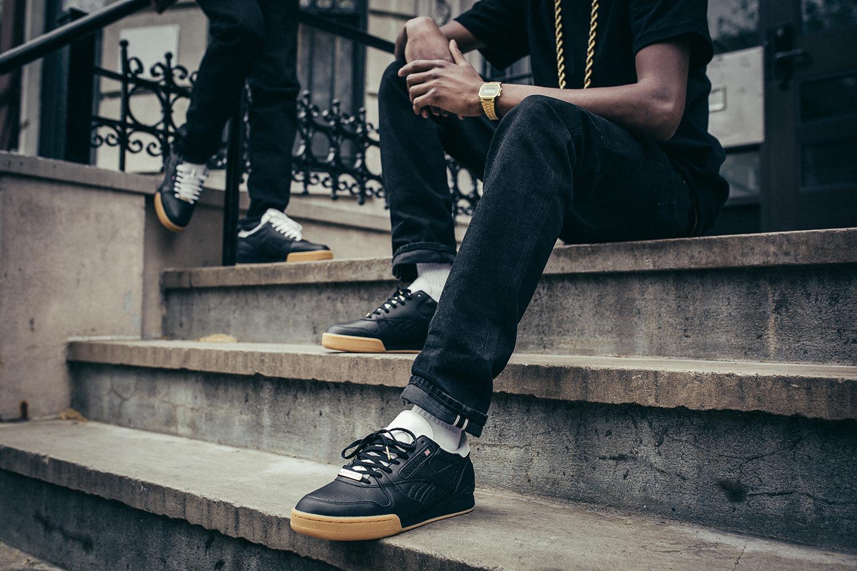 """Packer x Reebok Phase 1 Pro """"Corner '85"""" Sneaker"""