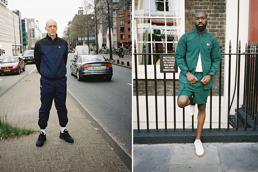 The Patta Tracksuit Collection 2016