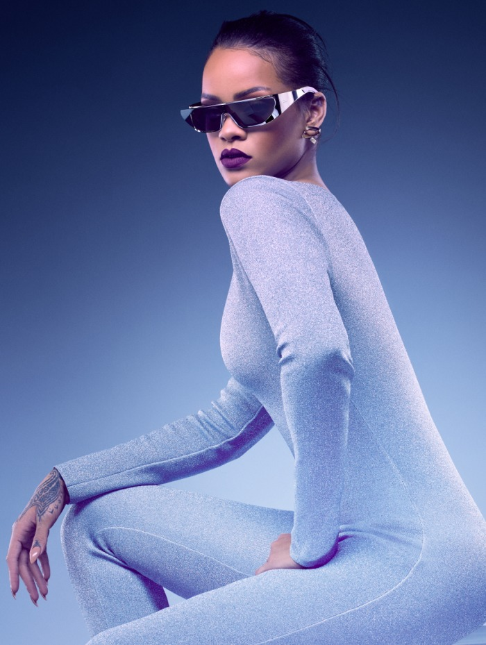 Rihanna and Dior unite again for Sunglasses collab