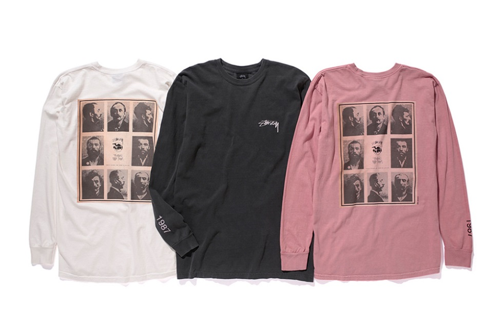 More Spring Essentials from Stussy