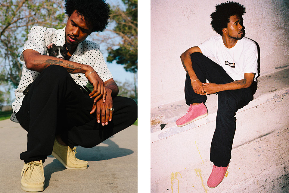 Supreme x Clarks: the new Wallabee collab