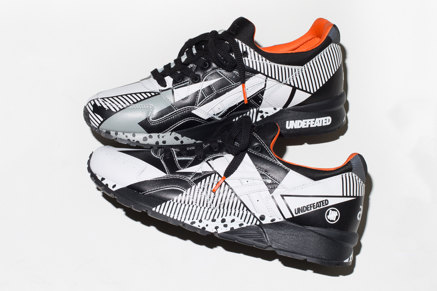 "Undefeated x ASICS GEL-Lyte V ""Disarray"" Collaboration"
