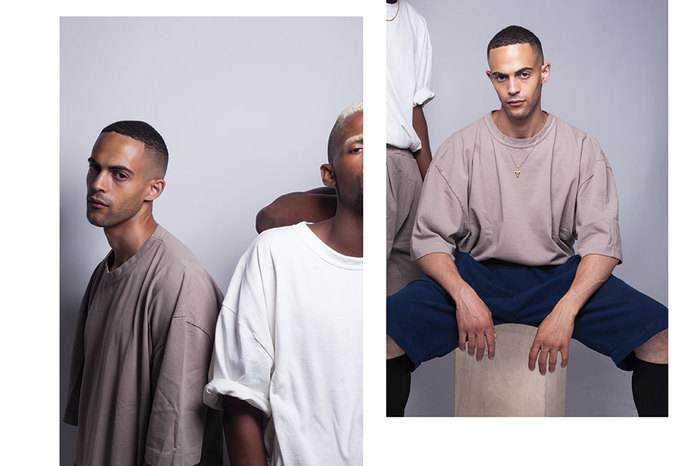 Willy Chavarria Spring/Summer 2016 Lookbook