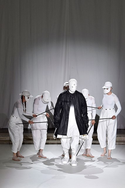 LCM: Aitor Throup Spring/Summer 2017 Collection