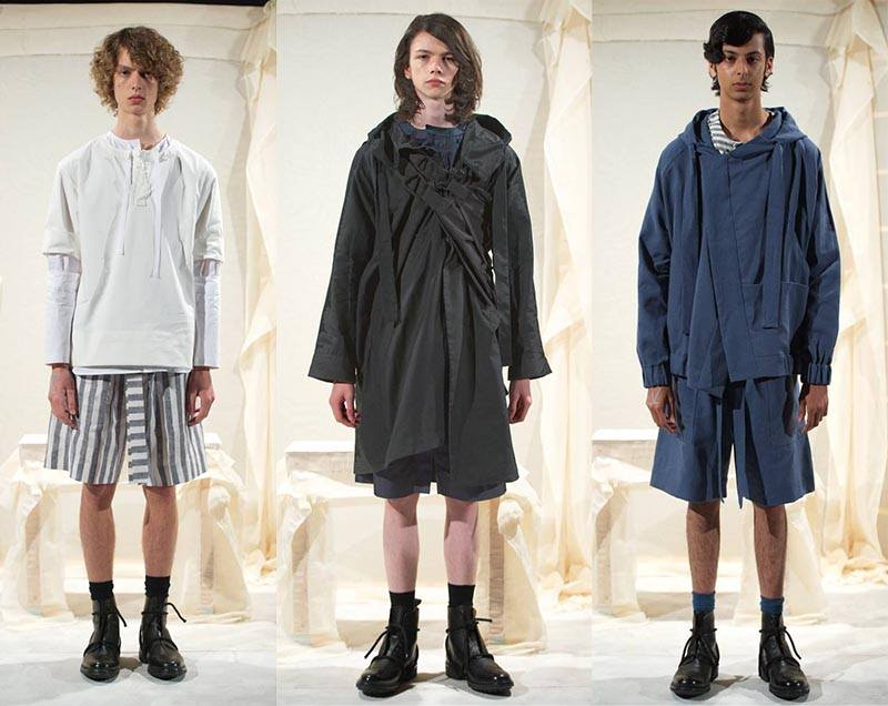 Phoebe English MAN Spring/Summer 2017 Collection