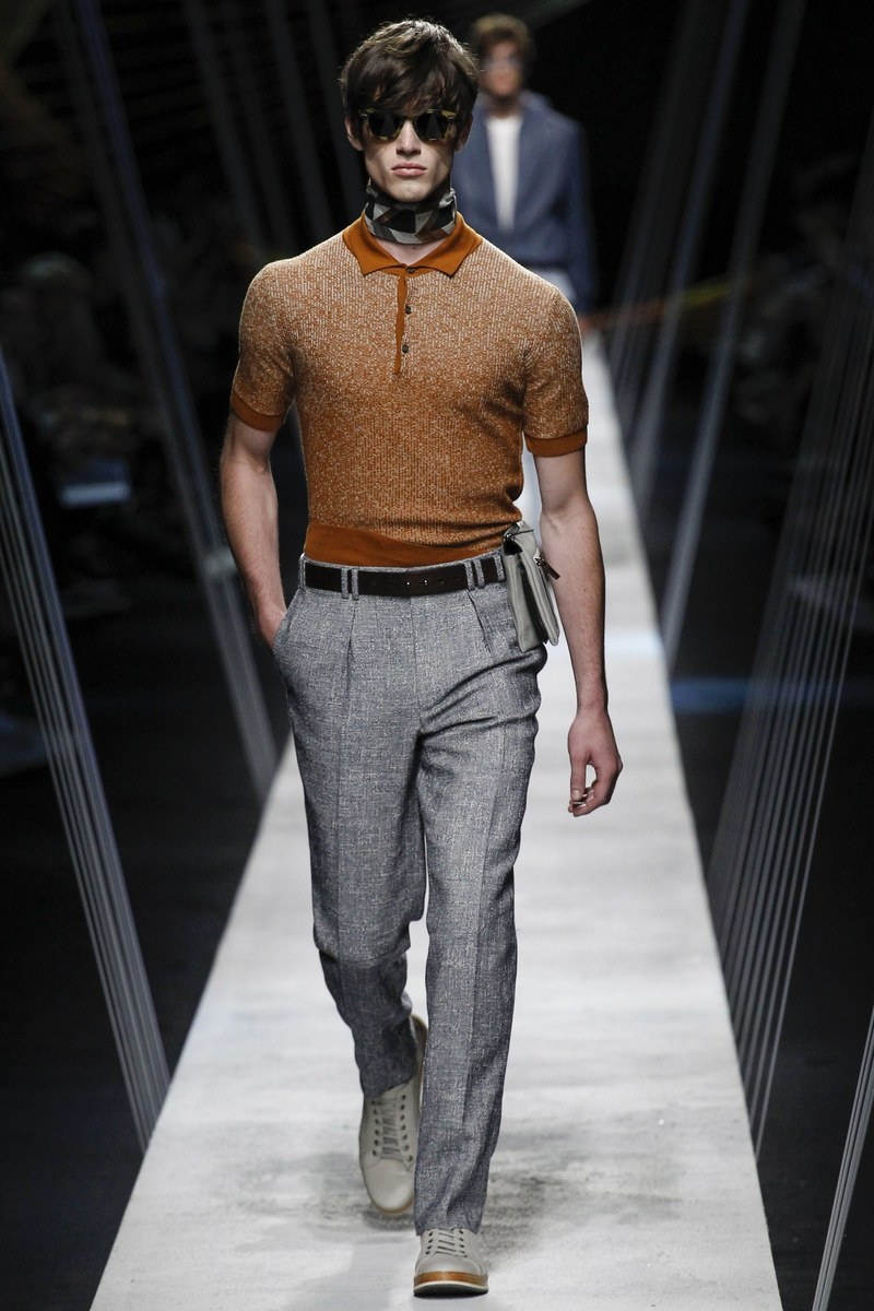 MFW: Canali Spring/Summer 2017 Collection