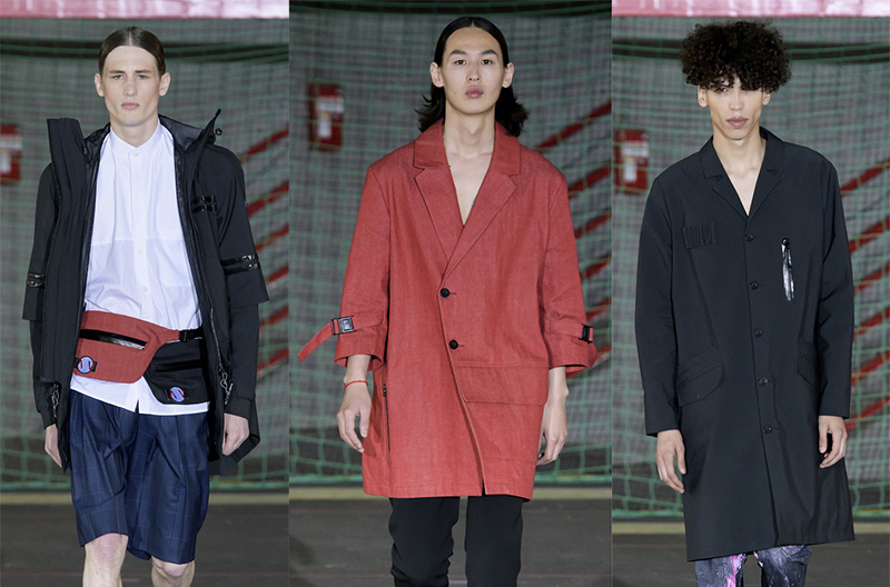 PFW: Avoc Spring/Summer 2017 Collection