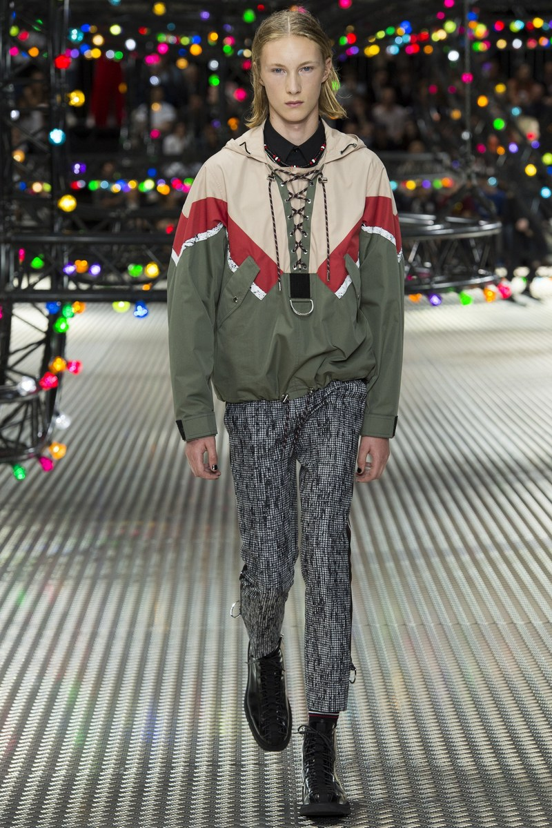 PFW: Dior Homme Spring/Summer 2017 Collection