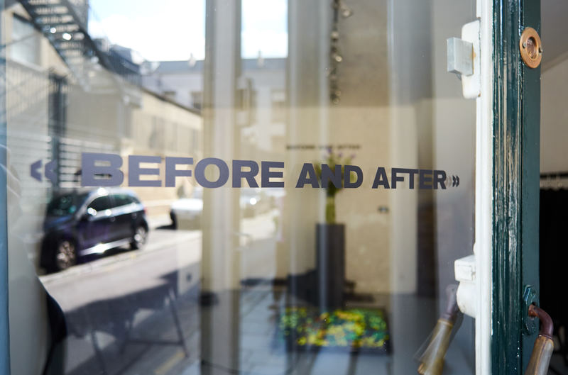 Youth of Paris x Amine Ghorab: Before And After