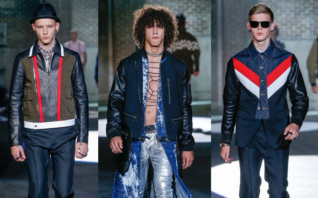 MFW: Dsquared2 Spring/Summer 2017 Collection