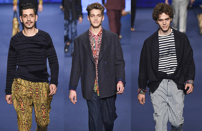 MFW: Etro Spring/Summer 2017 Collection