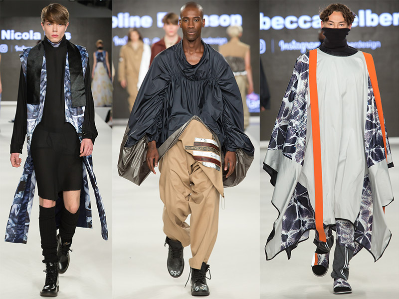 GFW: UCLAN University 2016 Menswear Collections