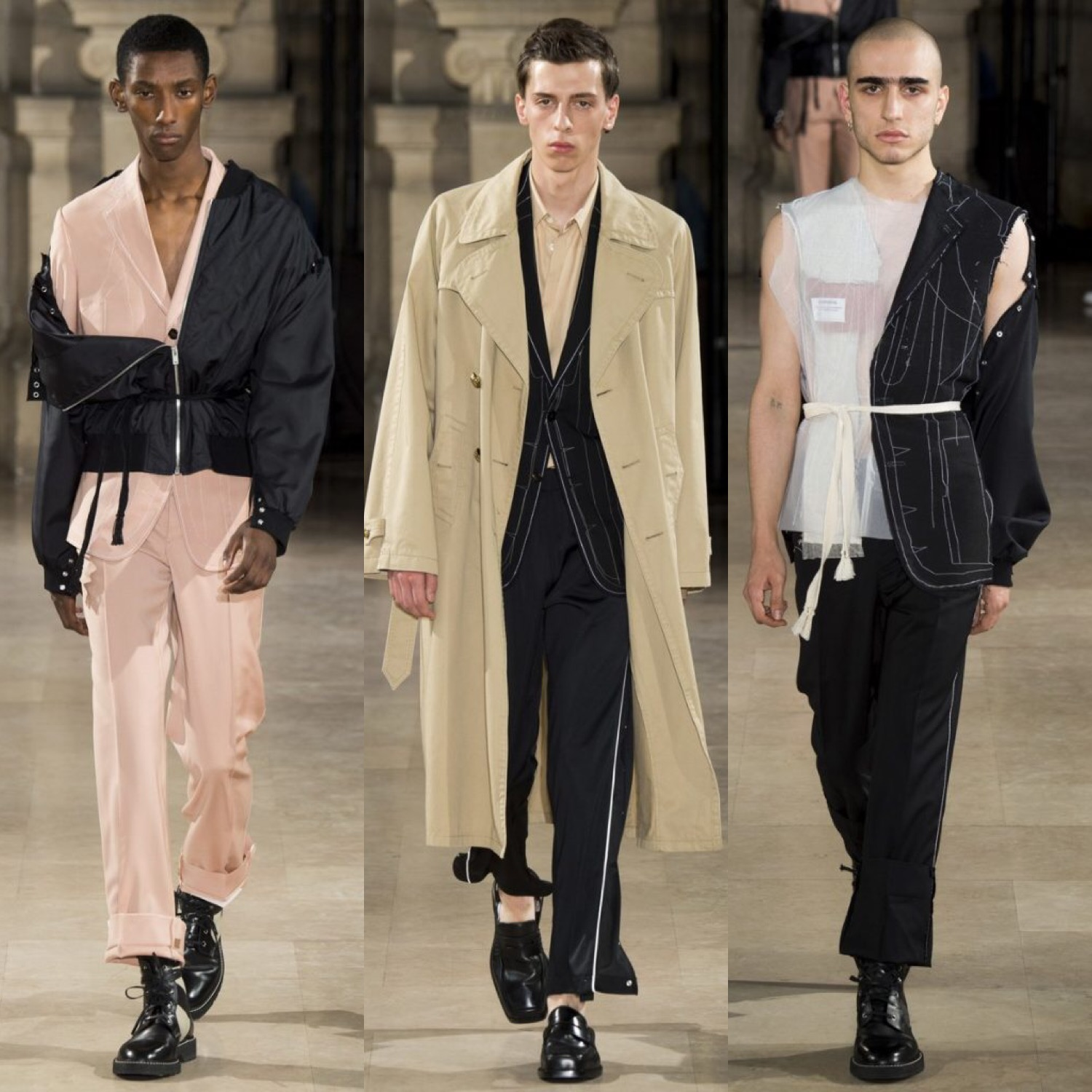 PFW: Maison Margiela Spring/Summer 2017 Collection
