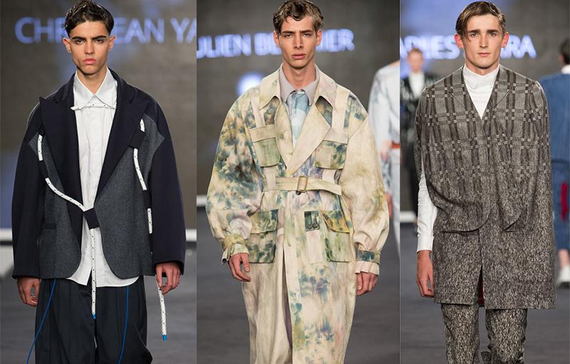 GFW: Istituto Marangoni 2016 Menswear Collection