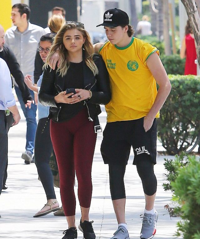 Spotted: Brooklyn Beckham Rocks Adidas Gear Around Beverly Hills