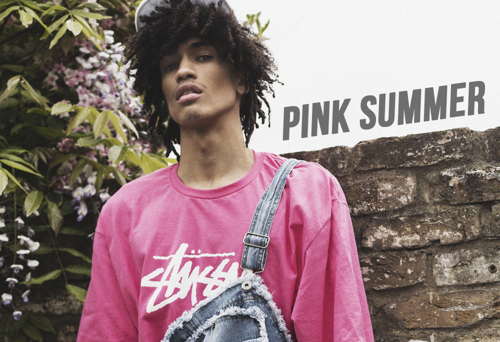 PAUSE Editorial: Pink Summer