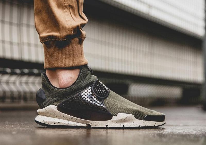 Sneaker Watch: New Sock Dart Colourways