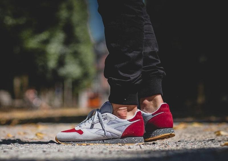 Sneaker Watch: Reebok Cl Leather Sm White Gum