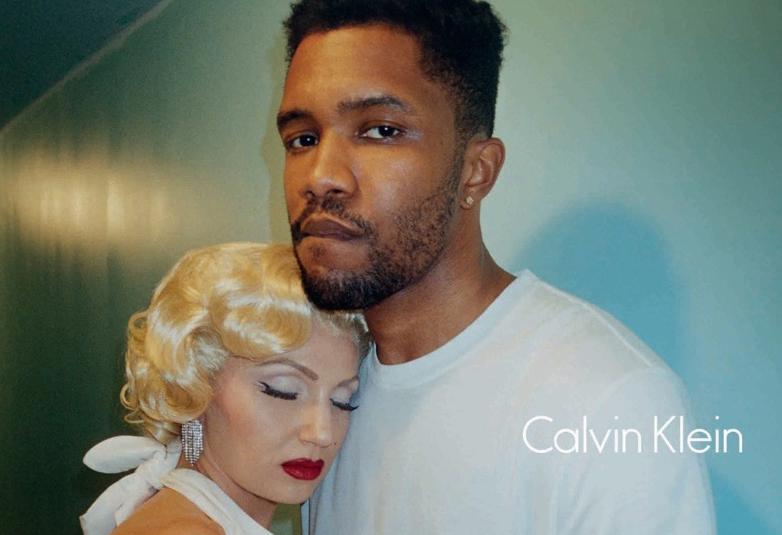The New Faces of Calvin Klein FW16: Frank Ocean & Young Thug