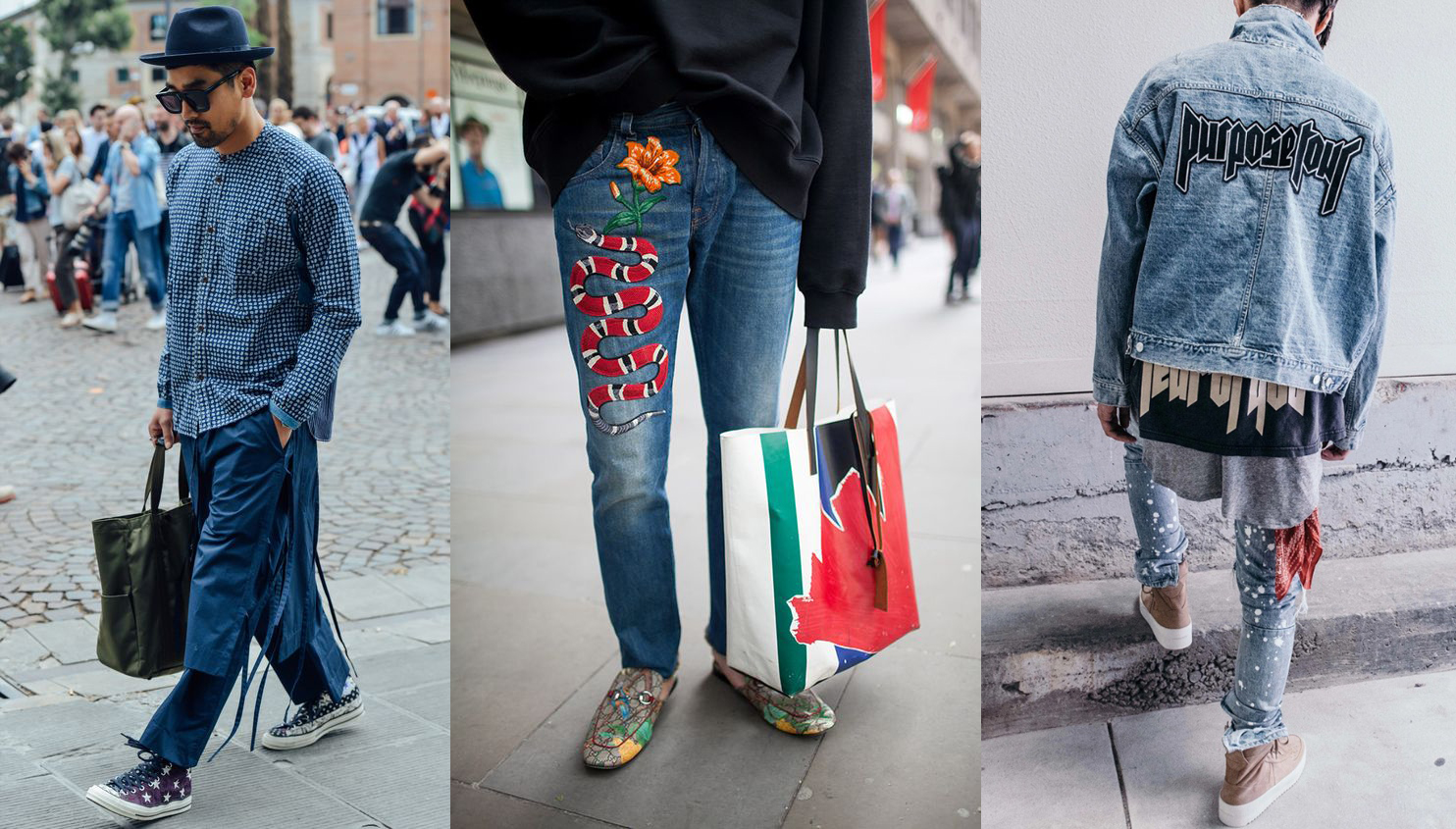 PAUSE Guide: How To Style Denim Jeans