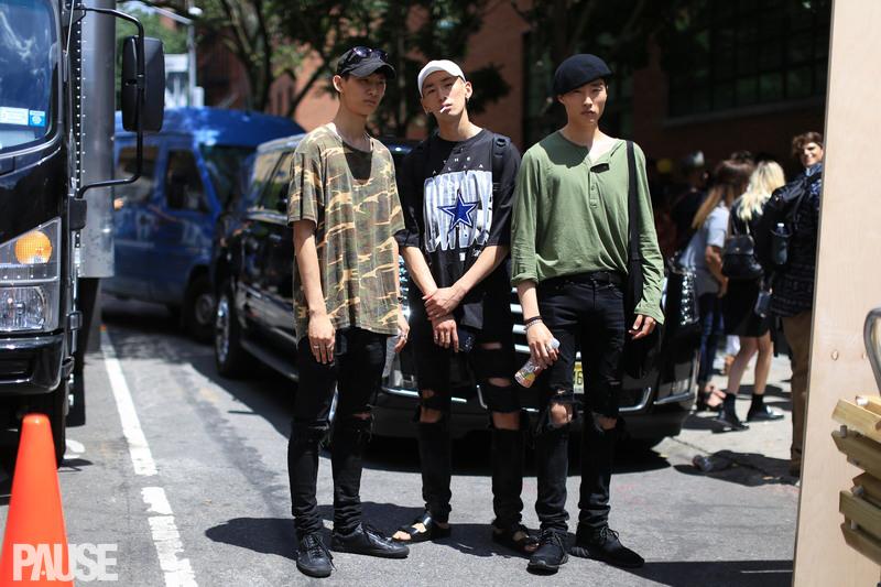 Street Style Shots: NYFWM Day 1