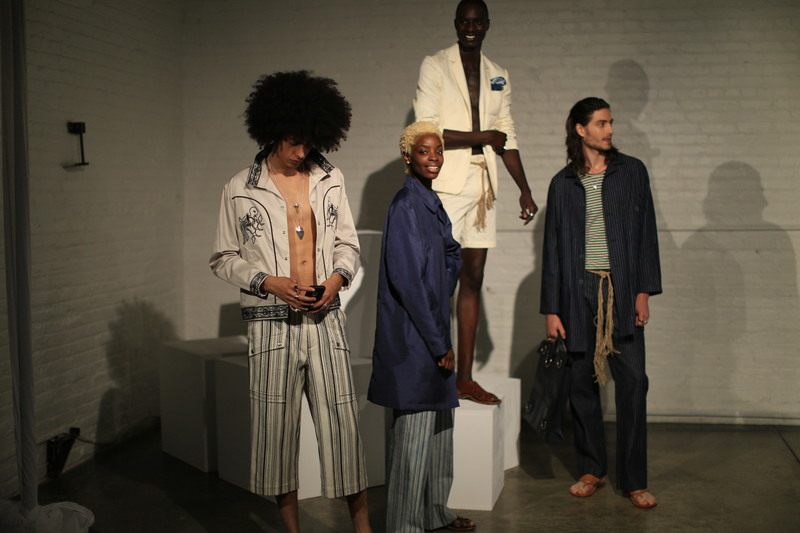 NYFWM: Krammer & Stoudt Spring/Summer 2017 Collection