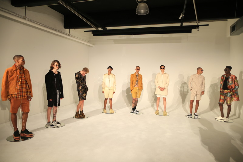 NYFWM: Rideau Spring/Summer 2017 Collection
