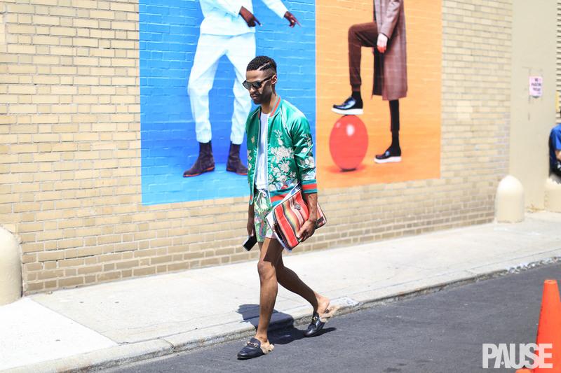 Street Style Shots: NYFWM Day 2