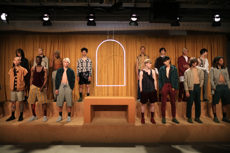 NYFWM: N-p Elliot Spring/Summer 2017 Collection